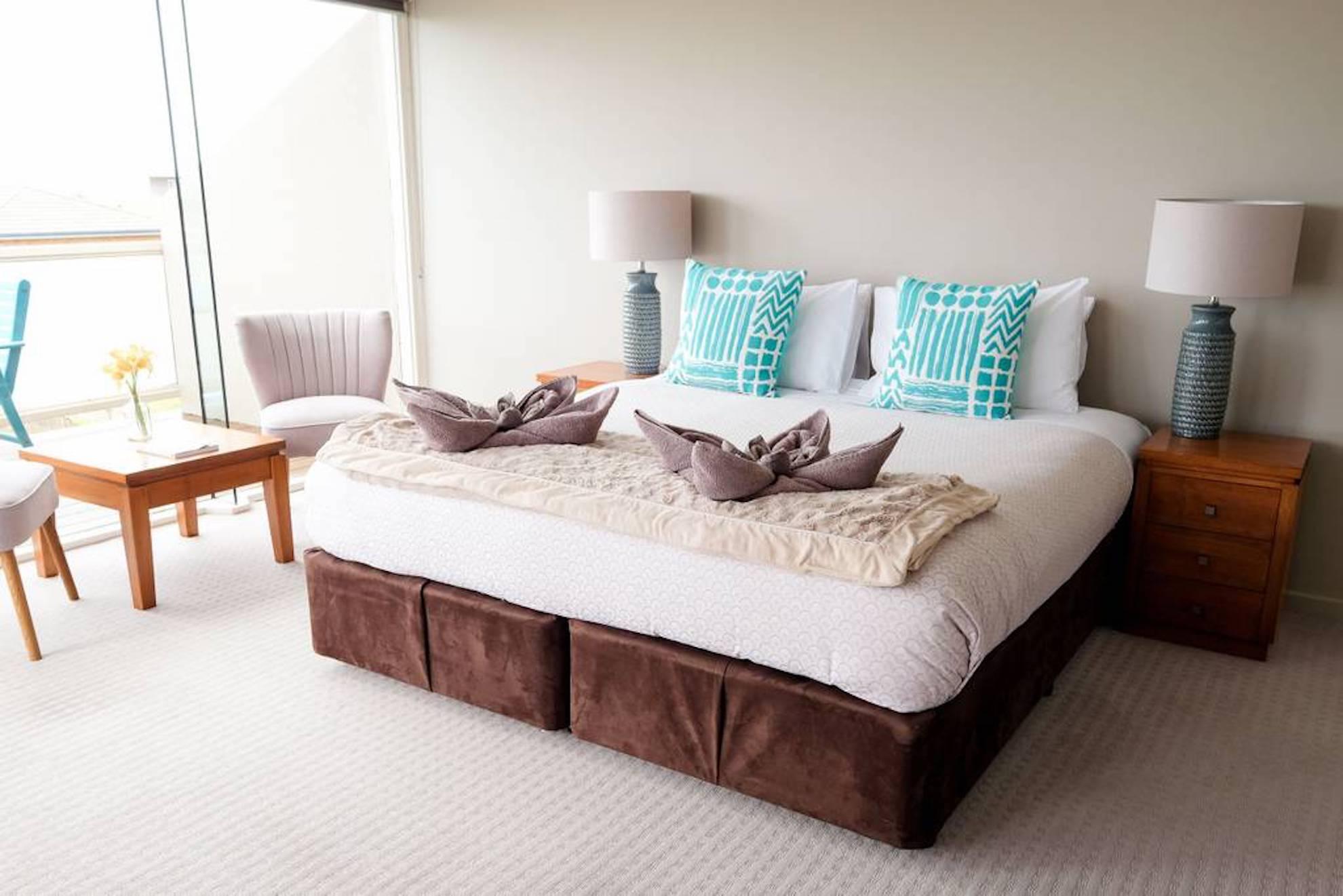 Whitesbeach Guesthouse Torquay Bedroom